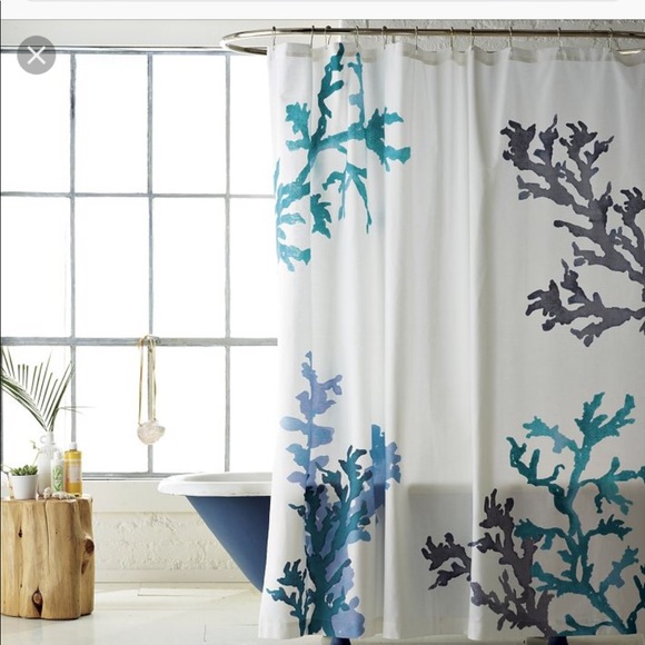 Coral Reef Shower Curtain M 5a5bce9431a376b1782d83e4
